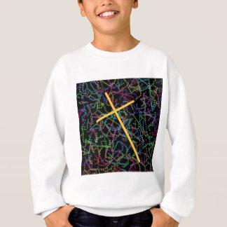 T-shirt Miçanga e a cruz