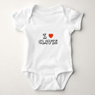T-shirt Mim coração Clovis