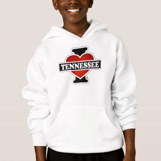 T-shirt Mim coração Tennessee