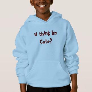 T-shirt Miúdos de Cutie