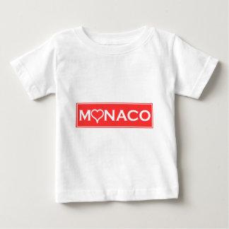 T-shirt Mónaco