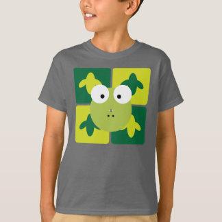 T-shirt Mosca no sapo