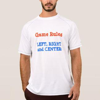 T-shirt Músculo seco DA ESQUERDA À DIREITA CENTE do dobro