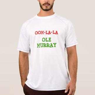 T-shirt Músculo seco do dobro do campeão dos homens: LA