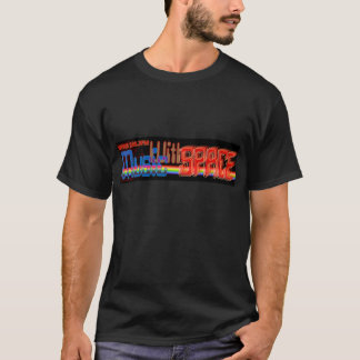 T-shirt Música com espaço