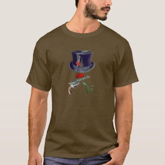 T-shirt Música rock
