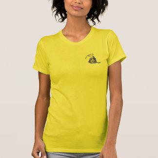 T-shirt Não pise em mim - Gadsden