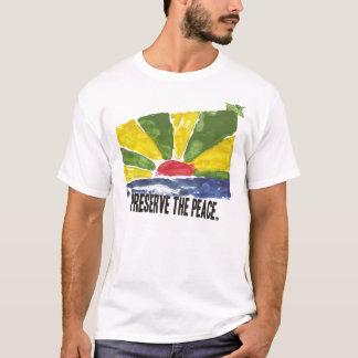 T-shirt Nascer do sol PTP