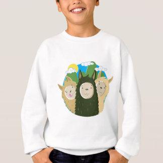 T-shirt Nenhuns irmãos dos lamas do drama