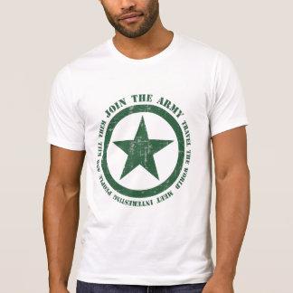 T-shirt No exército