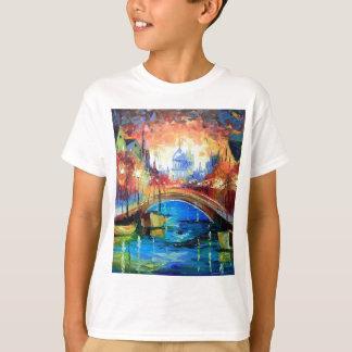 T-shirt Noite Amsterdão
