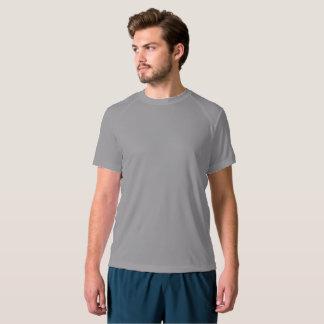 T-shirt novo do equilíbrio dos homens