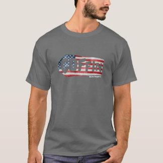 T-shirt O CAIXÃO patina patriota