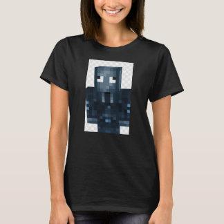 T-shirt O calamar para meninas