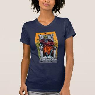 T-shirt O cartão de Tarot do imperador