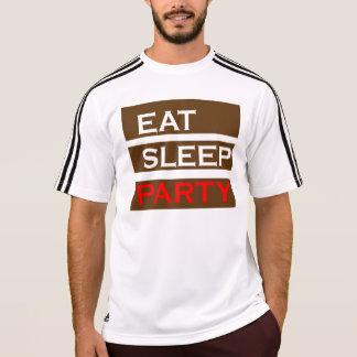 T-shirt O divertimento engraçado da sabedoria do texto do