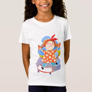 T-shirt O humor do verão