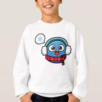 T-shirt O inverno da vaia caçoa a camisola