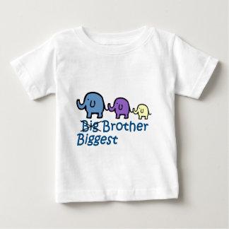 T-shirt O irmão o mais grande