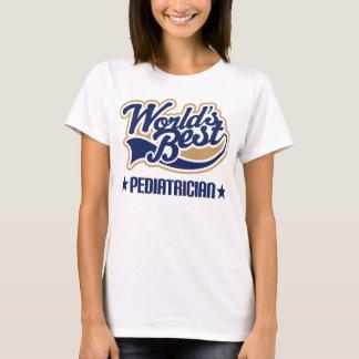 T-shirt O melhor pediatra dos mundos