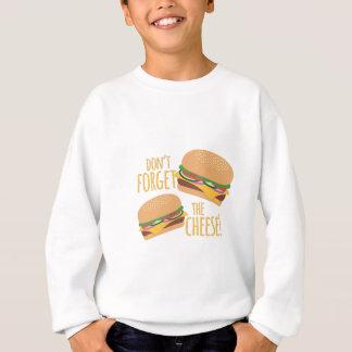 T-shirt O queijo