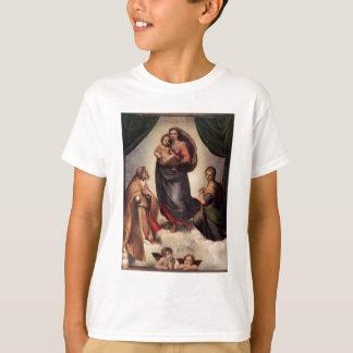 T-shirt O Sistine Madonna