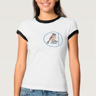 T-shirt O Titmouse adornado