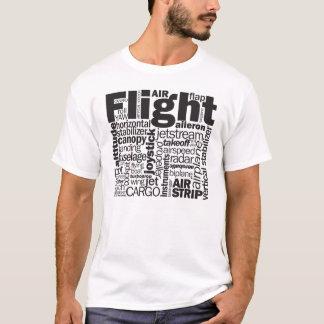 T-shirt O vôo exprime 1 app