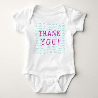 T-shirt Obrigado!
