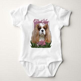 T-shirt Obrigado - tulipas cor-de-rosa - Cavalier -