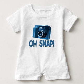 T-shirt Oh câmera instantânea