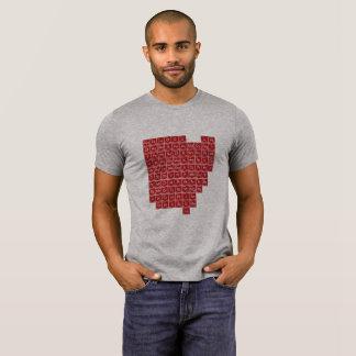 T-shirt Ohio periódico