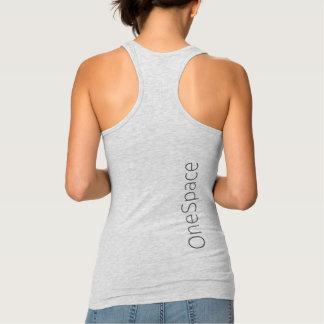 T-shirt OneSpace TankTop - fêmea