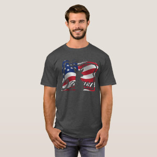 T-shirt Oregon EUA
