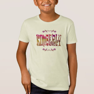 T-shirt orgânico de Kimberly