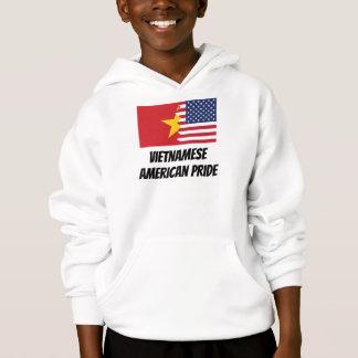 T-shirt Orgulho americano vietnamiano