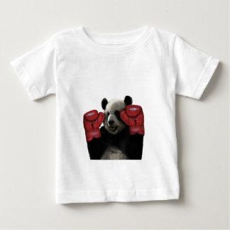 T-shirt Panda do encaixotamento