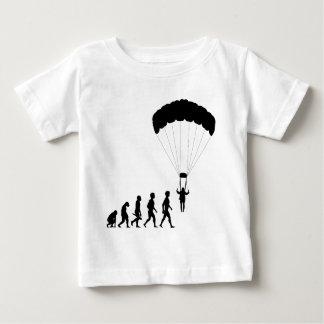 T-shirt Pára-quedismo Skydiver Skydiver avião