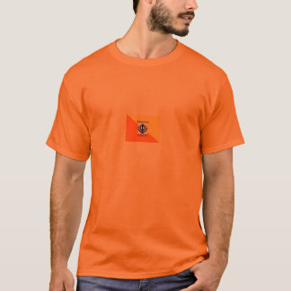 T-shirt Parte superior de Khalistan