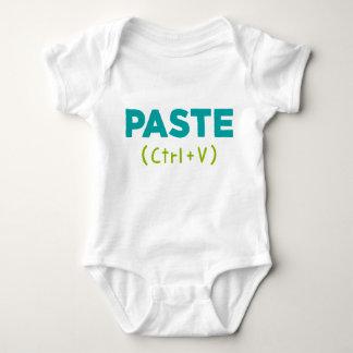T-shirt PASTA (CTRL+V) Cópia & pasta