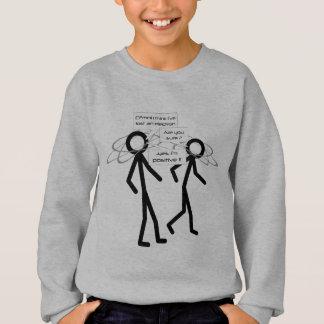 T-shirt Perdendo uma piada do elétron - camisola dos