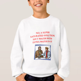T-shirt piada da química