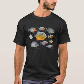T-shirt Piranhas