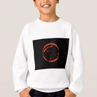 T-shirt Planeta ardente