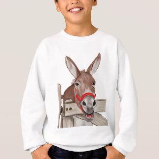 T-shirt Png feliz da mula