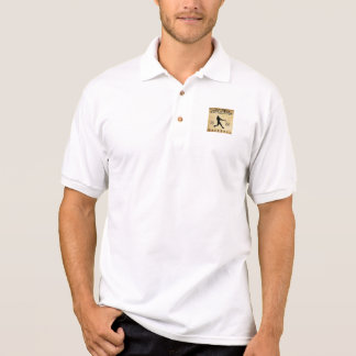 T-shirt Polo Basebol 1888 de Hutchinson Kansas