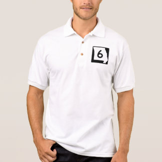 T-shirt Polo Rota 6 de Missouri