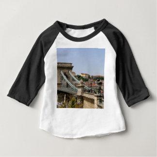 T-shirt Ponte Chain de Széchenyi, Budapest, Hungria