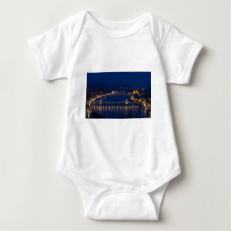 T-shirt Ponte Chain Hungria Budapest na noite