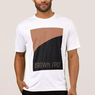 T-shirt Ponto de Brown